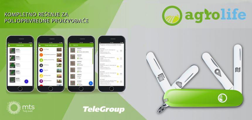 Agrolife Android aplikacija