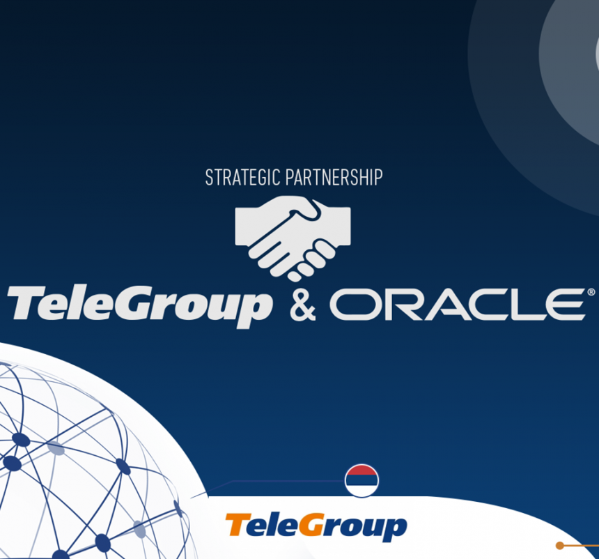 TeleGroup postao partner kompanije Oracle