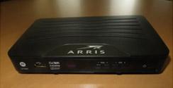 IPTV i OTT - Arris DTT 802