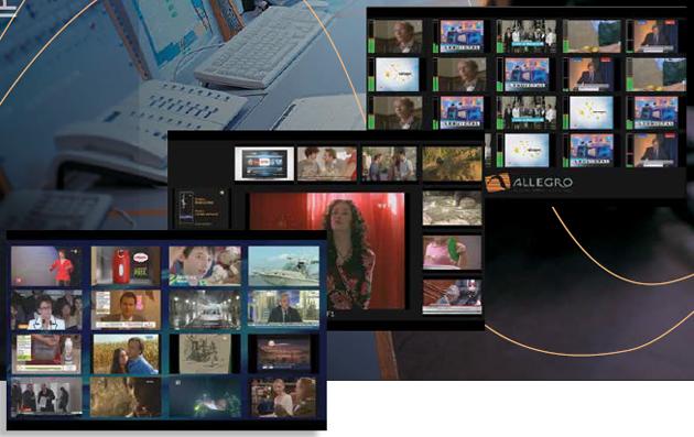 IPTV i OTT - Allegro DVT ALMosaic