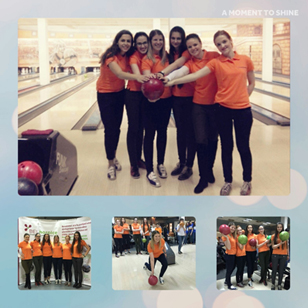 Successfully finished BELhospice bowling tournament