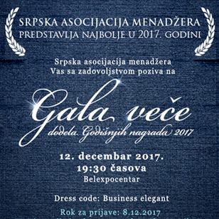 TELEGROUP SPONZOR SAM GALA VEČERI 2017