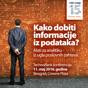 TeleGroup na TechnoBank konferenciji 2016